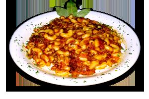 Beef & Macaroni
